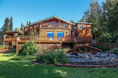 A Goldenview Bed And Breakfast - Anchorage, AK 99516
