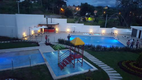 Foto de Hotel Palmeras De Luz
