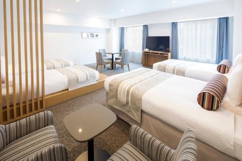HOTEL MYSTAYS PREMIER Omori photo 27