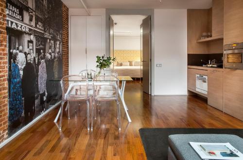 Eric Vökel Boutique Apartments - Madrid Suites Photo 15