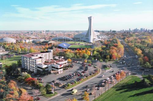 Cheap Hotels Near Olympic Stadium Montreal