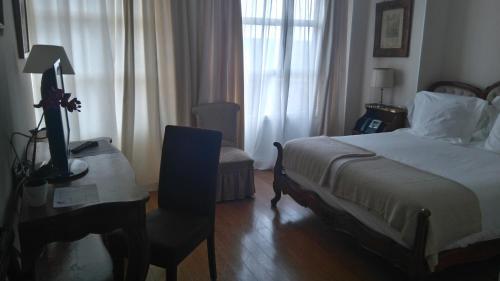 Habitación Doble con vistas - 1 o 2 camas - Uso individual Casona del Boticario 10