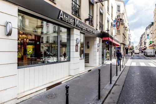 Atelier Montparnasse Hôtel photo 34