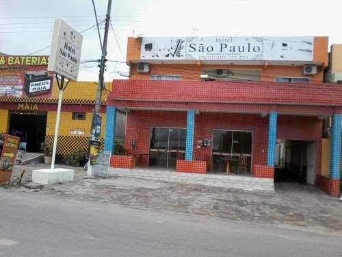 Foto de Hotel e Hospedaria Sao Paulo