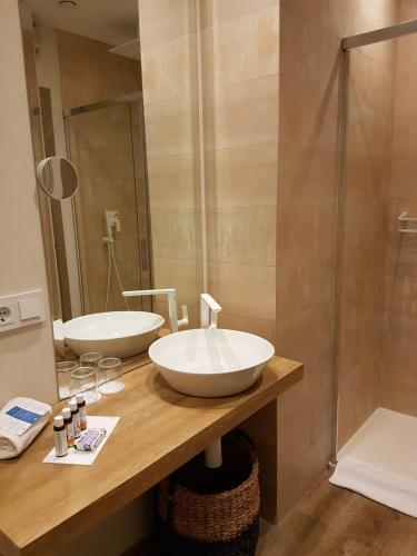 Double Room with Sea View - single occupancy Hotel Boutique Balandret 24