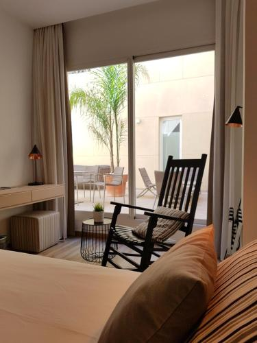 Standard Double or Twin Room - single occupancy Hotel Boutique Balandret 26