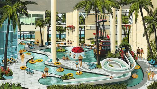 4 Bedroom Bathroom Deluxe Villa Dunes Village Resort Hotel Myrtle Beach