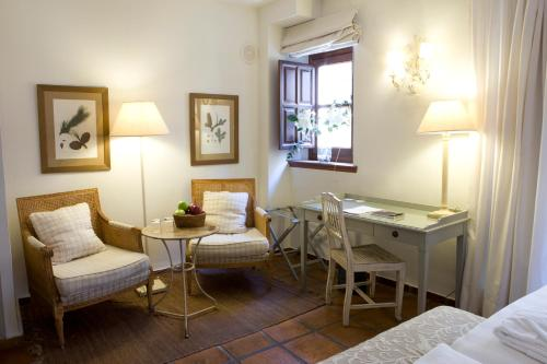 Superior Double or Twin Room Palacio De Los Navas 18