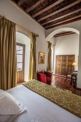 Deluxe Doppel-/Zweibettzimmer Las Casas de la Judería de Córdoba 18