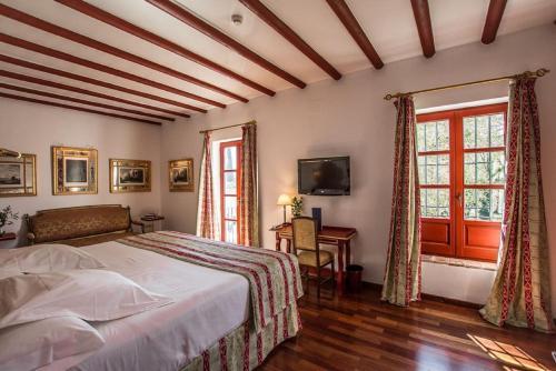 Deluxe Doppel-/Zweibettzimmer Las Casas de la Judería de Córdoba 17
