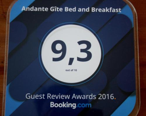 Andante Gîte Bed and Breakfast Photo