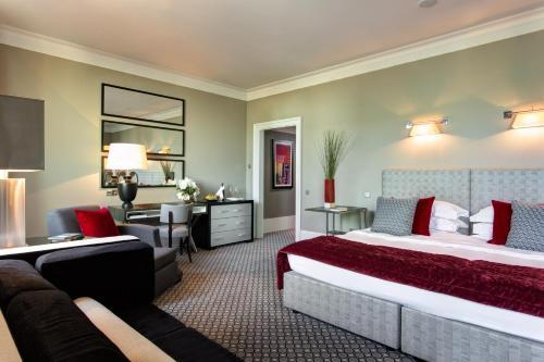 Bild des Rocco Forte Hotel De Rome