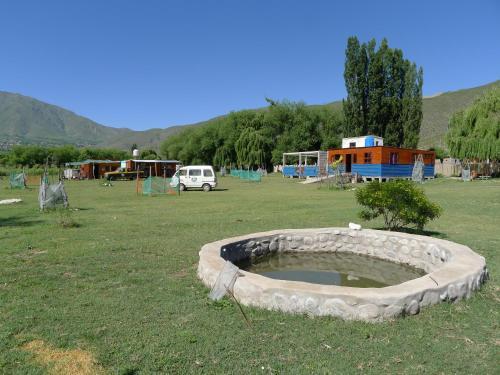 Foto de Hostal Camping Pachaventura