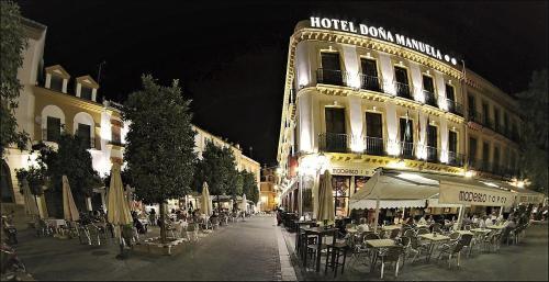 Hotel Doña Manuela photo 1