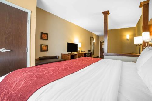 Comfort Suites Moab Photo