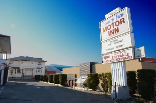 Country View Motor Inn - Kamloops, BC V2C 6L6