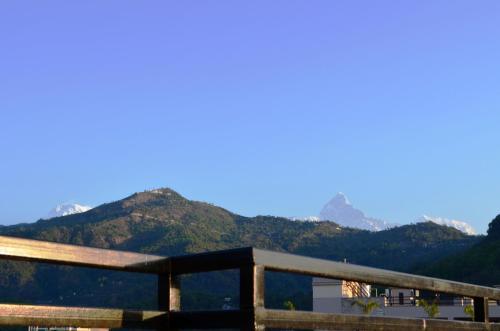 Lalupate Marg, Central Lakeside, Pokhara, Kaski, Nepal.