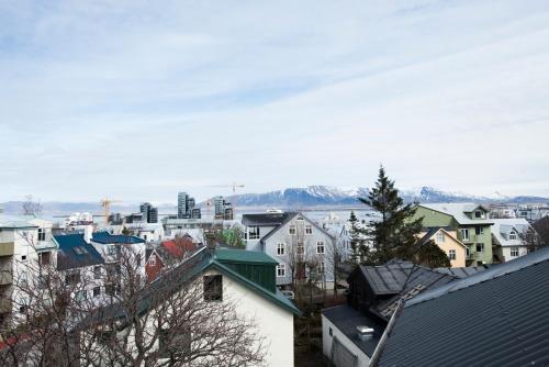 Skolavordustigur 45, 101 Reykjavik, Iceland.