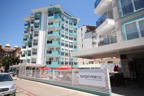 Alanya Sunprime Alanya Beach Hotel - Adult Only + 16 tek gece fiyat