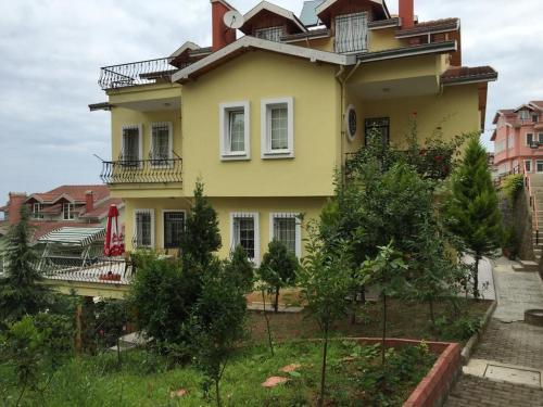 Yıldızlı 1453 Villa Trabzon odalar