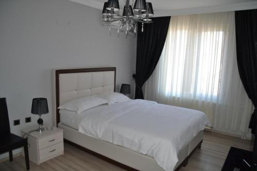 Bergama Serapion Hotel odalar