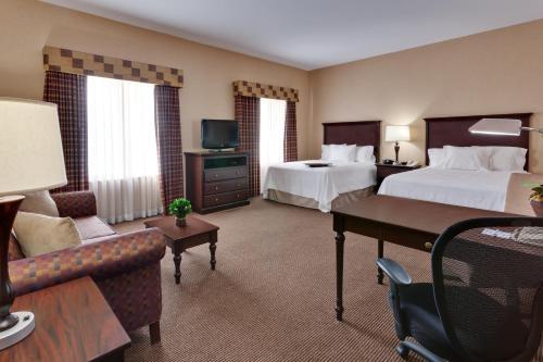 Hampton Inn & Suites Sacramento Airport Natomas - Sacramento, CA 95834