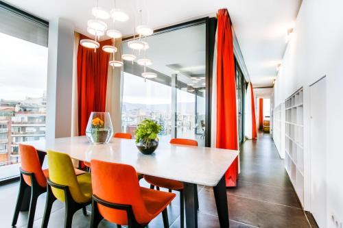 Cosmo Apartments Sants impression