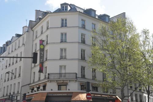 Absolute Hotel Paris République Photo