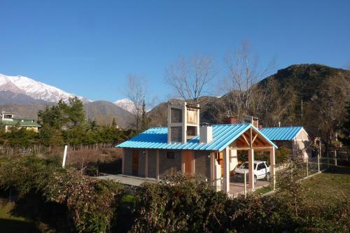 Cabanas Cerro Manantiales