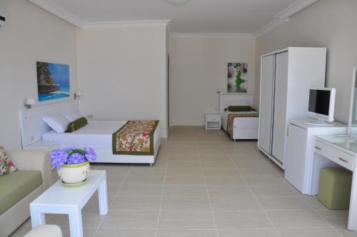 Arsuz Hotel Palm Beach Arsuz adres
