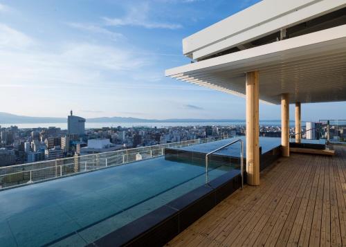 Jr Kyushu Hotel Blossom Oita In Japan