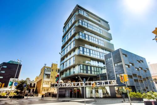 Cosmo Apartments Sants photo 80