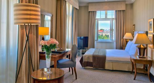 Esplanade Zagreb Hotel Review Croatia Travel