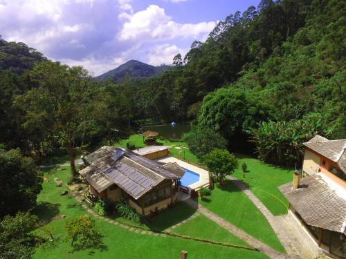 Pousada Um Lugar de Mato Verde Photo