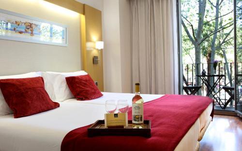 Abba Rambla Hotel impression