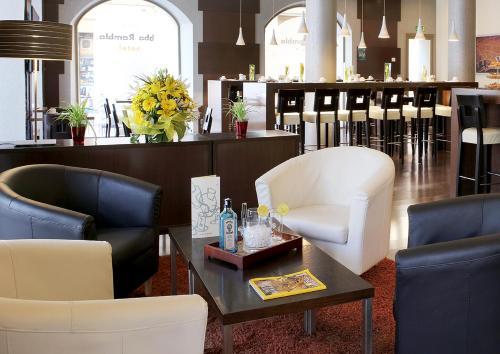 Abba Rambla Hotel photo 24