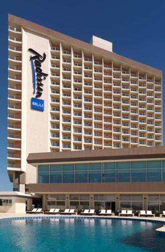 HotelAl Mahary Radisson Blu Hotel, Tripoli