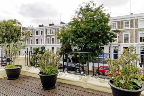 Genie's Boutique Apartments a London