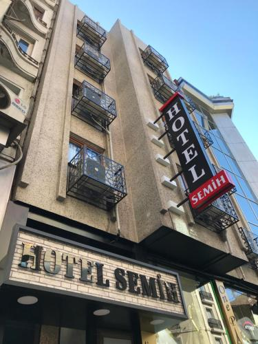 Istanbul Hotel Semih yol tarifi