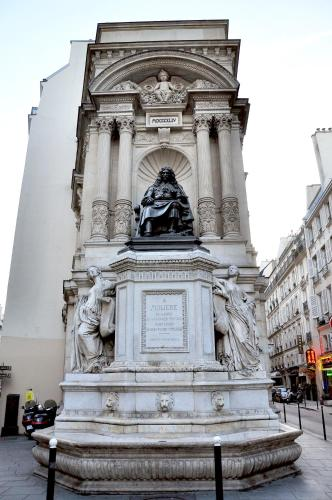 Studio Molière - Heart of Paris - Louvre Opera photo 3
