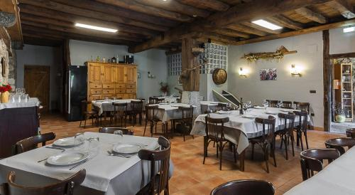 Casa rural Restaurante Aranburu