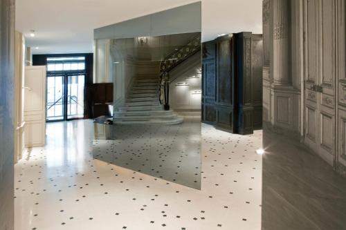 La Maison Champs Elysées impression