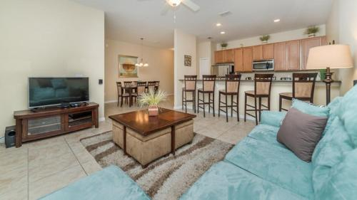 Paradise Palms 4 Bedroom Townhome - Kissimmee, FL 34747