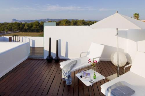 Junior Suite with Terrace Hotel Boutique Ses Pitreras 5