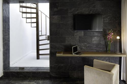 Junior Suite with Terrace Hotel Boutique Ses Pitreras 6