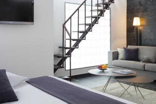Junior Suite with Terrace Hotel Boutique Ses Pitreras 7