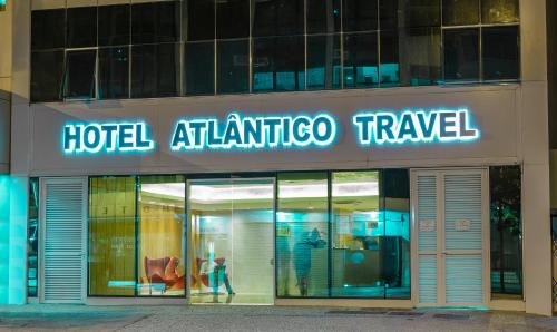 Hotel Atlântico Travel Copacabana Photo