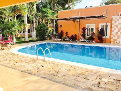 Hotel Los Cedros de Uayamón Photo