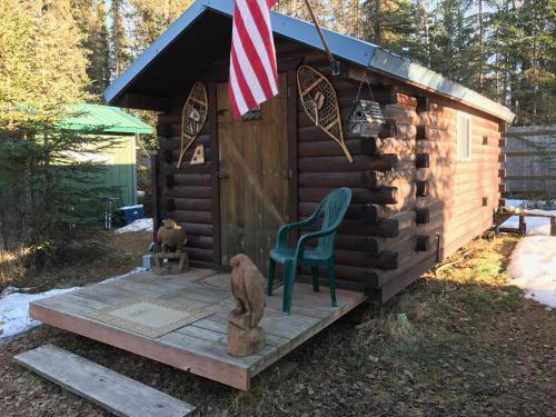 Foster's Alaska Cabins - Kenai, AK 99611