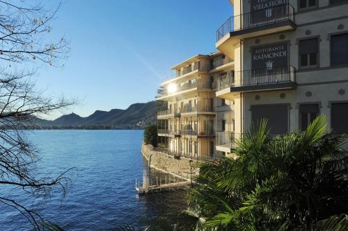 Hotel Villa Flori Como Italy